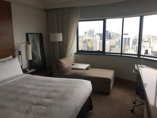 Renaissance Sao Paulo Hotel Photo