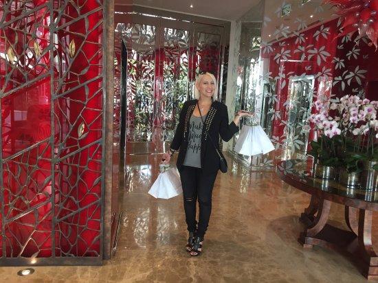 Emporium Hotel: Lobby of the hotel