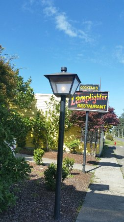 Seaview, WA: Rod's Lamplighter