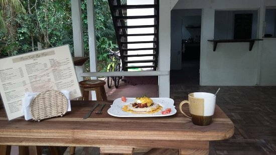 Cocles, Costa Rica: Pause Cafe Rio Negro
