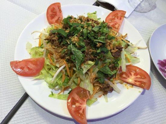 Photo de o 39 crazy asian food nice tripadvisor for Accord asian cuisine