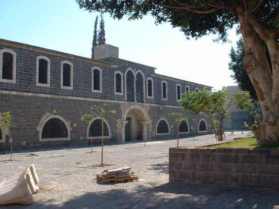 Beit She'an, Israel: הח'אן העותמאני