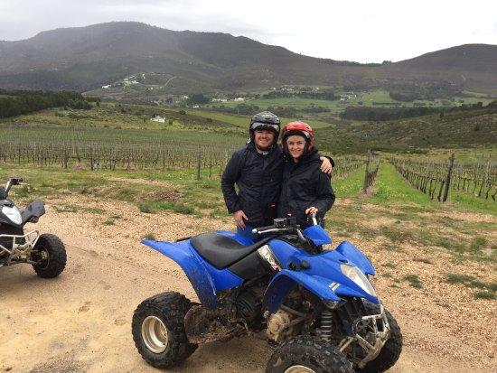 Hermanus, Sudáfrica: In the vineyards - amazing