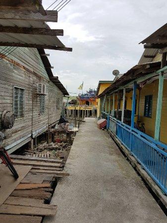 Selangor, Malaysia: Crab island