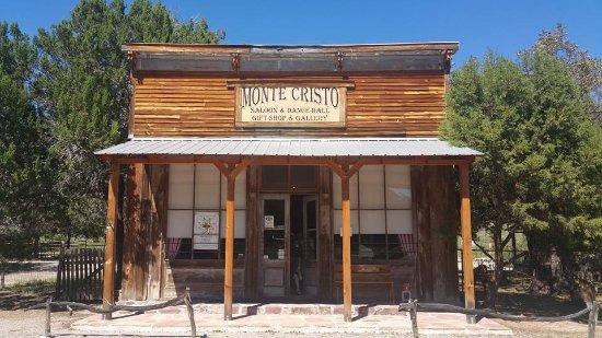 Winston, NM: gift shop