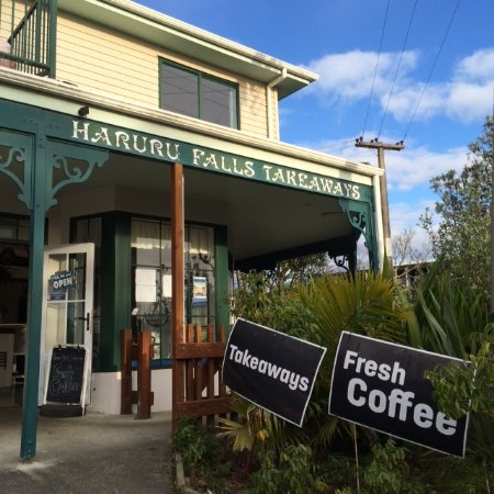 Haruru Falls Cafe / Takeaways