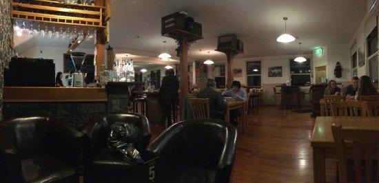 Grahamstown Bar & Diner: interior of GBD