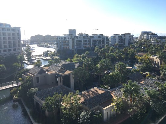 Lawhill Luxury Apartments: Balcony view 1