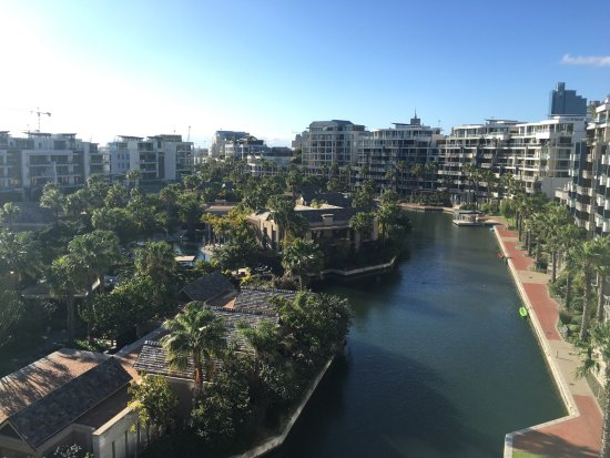 Lawhill Luxury Apartments: Balcony view 2