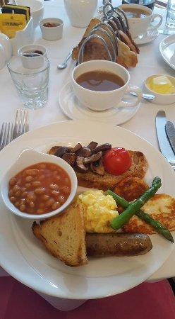 Chestnuts House : Fabulous veggie breakfast