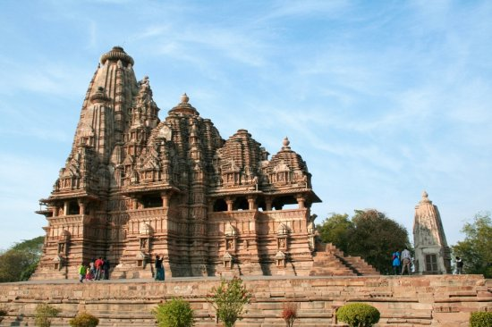 Excellent Architecture of Khajuraho Temple
