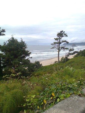 Tillamook, OR: View towards Cannon Beach