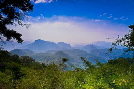 Pachmarhi, India: Satpura Queen