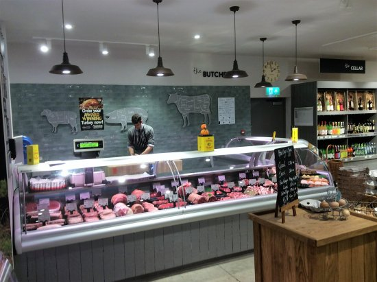 Cranbrook, UK: Our in store Butchery