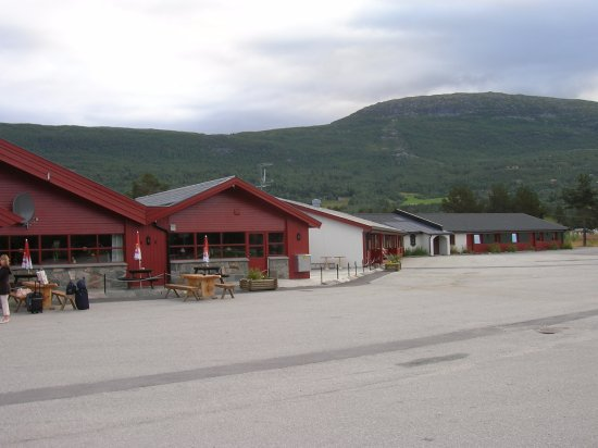 Bjorli, Noorwegen: Отель