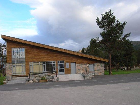 Bjorli, Norway: Спа-центр