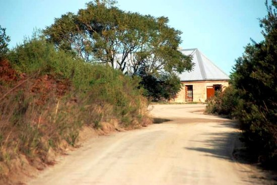 George, Südafrika: pad