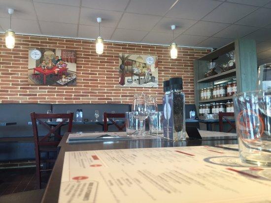 Cote Restaurant La Table A Jo Picture Of La Table A Jo Labege
