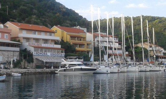 Zaklopatica, Kroatien: Konoba ARAGOSTA