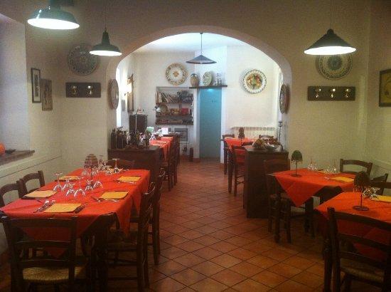 Arcidosso, Italia: Sala