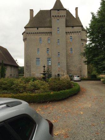 Chateau De Saint-Maixant