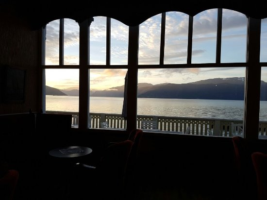 Balestrand, Norge: Kviknes Hotel