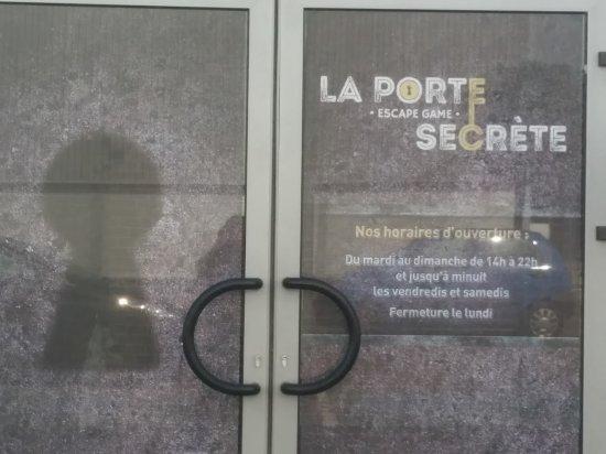 La Porte Secrete: Horaires