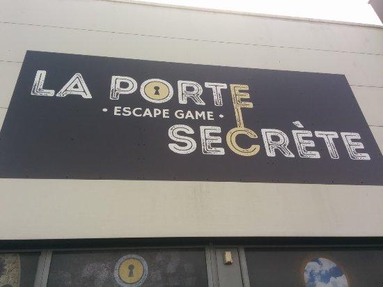 La Porte Secrete: La porte secrète, à coté du karting d'Augny
