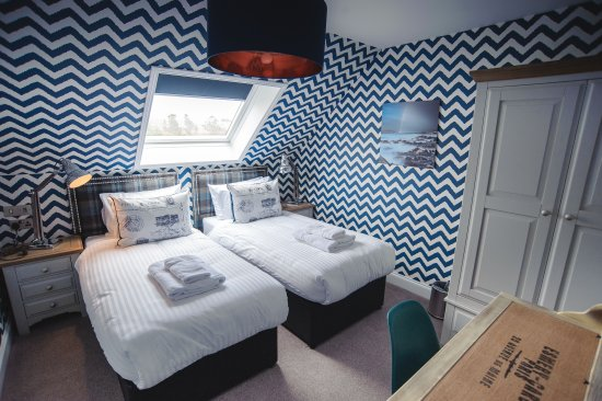 Tarbert, UK: Twin bedroom