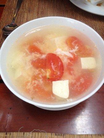Mecca - Lemongrass restaurant: Супчик!!! Реально вкусно!!!