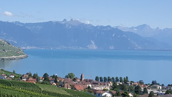 Grandvaux, Switzerland: le même en été