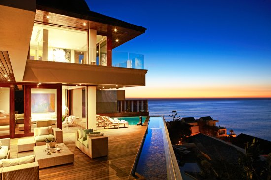 Bantry Bay, Zuid-Afrika: Villa One