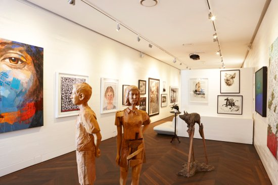 Bantry Bay, Zuid-Afrika: Contemporary Art Gallery