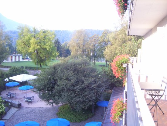 Hotel al Sorriso Greenpark & Wellness: from balcony