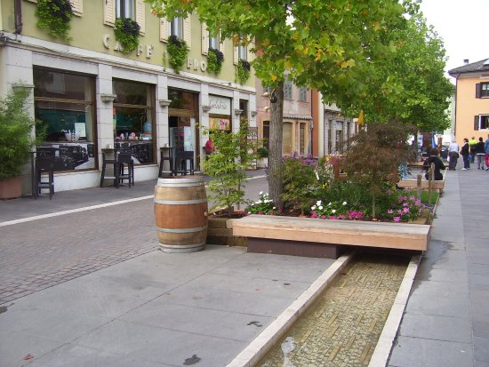 Hotel al Sorriso Greenpark & Wellness: town centre
