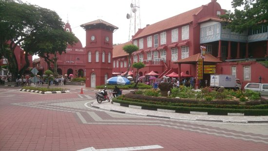 Melaka State, Μαλαισία: The View Of Malacca