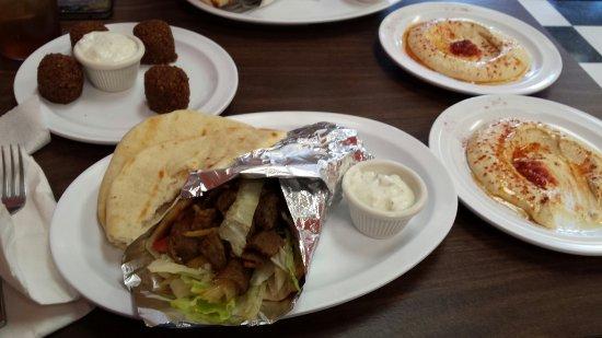 Ellisville, MO: Cafe Kebob