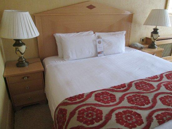 Enfield, Irlandia: King Bed