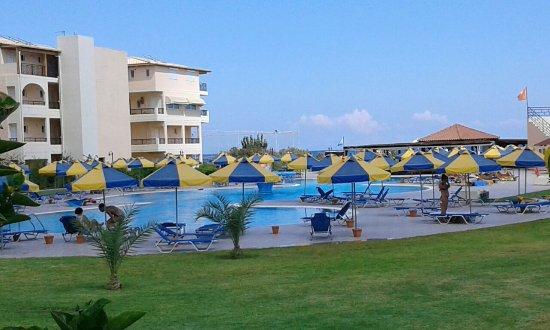 Hotel Myrina Beach Kolymbia