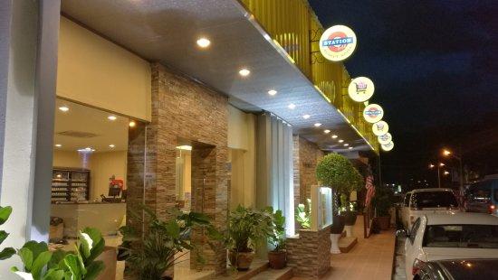 Station Budget Hotel