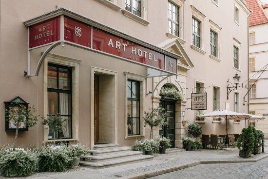 アート ホテル ヴロツワフ