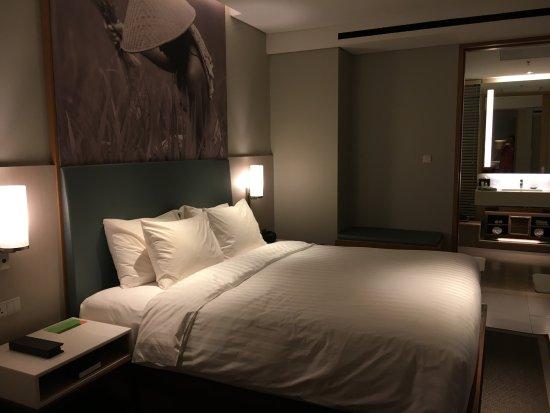 2 Bedroom Master Bedroom Picture Of Courtyard By Marriott Bali