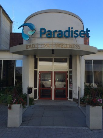 Paradiset Bad Spa Wellness