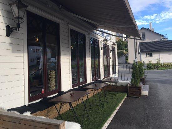 Hovik, Noruega: Cafe Detapas