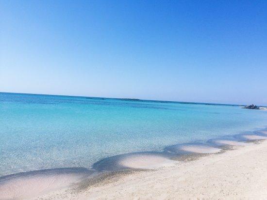 Elafonissi Beach - Picture of Elafonissi Beach, Elafonissi ...