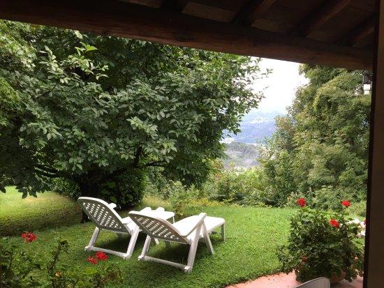 Armeno, Italia: Che vista!!