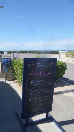 Prefailles, Francia: vue flottille
