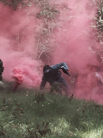 Chorley, UK: Paintball sites in the Lake District, Cumbria for stag and hen parties and corporate events