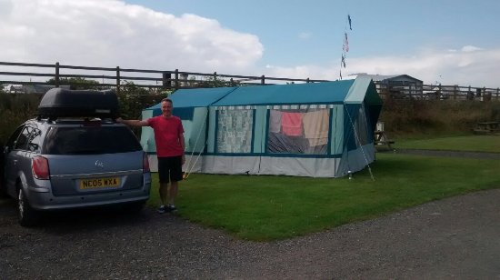 Warcombe Farm Camping Park: IMG_20160722_121907666_large.jpg