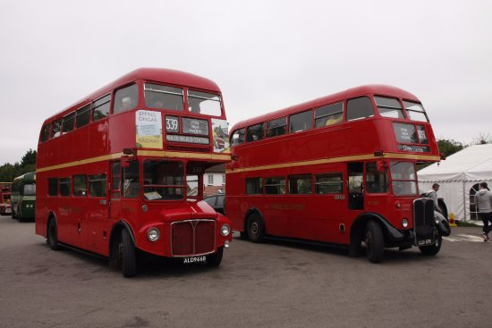 Chipping Ongar, UK: Routemaster